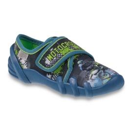 Befado children's shoes 273X226 navy