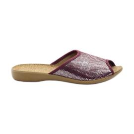 Befado women's shoes pu c 254D072 violet