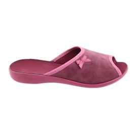 Befado women's shoes pu 254D084 pink