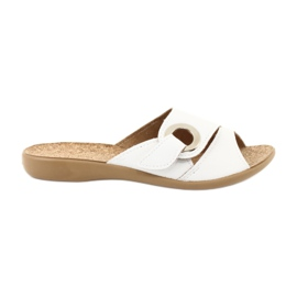 Befado women's shoes pu 265D002 white