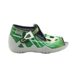 Befado children's shoes 217P093 green