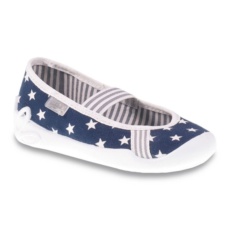Befado children's shoes 193X065 navy