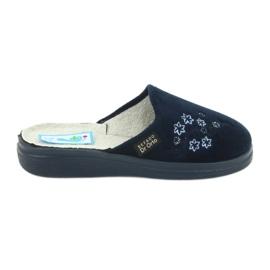 Befado women's shoes pu 132D012 navy