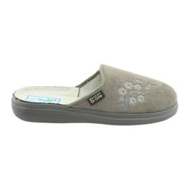 Befado women's shoes pu 132D013 grey