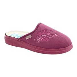 Befado women's shoes pu 132D014 pink