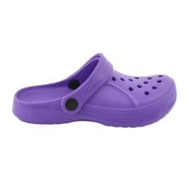 Befado other children's shoes - violet 159Y002
