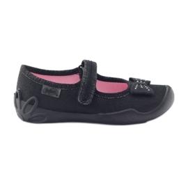 Befado children's shoes 114X240 black silver
