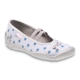 Befado children's shoes 116Y230 blue