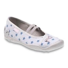 Befado children's shoes 116Y230 blue