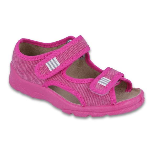 Befado children's shoes 113X009 pink