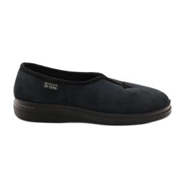Befado women's shoes pu 057D028 navy