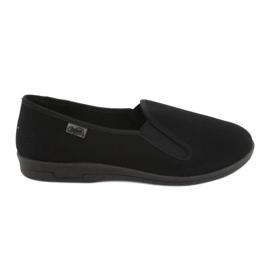 Befado men's shoes pvc 001M060 black