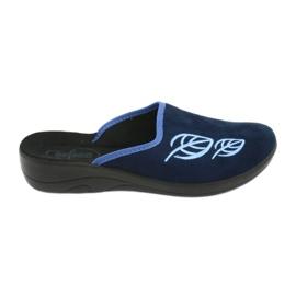 Befado women's shoes pu 552D002 navy