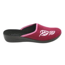 Pink Befado women's shoes pu 552D003