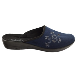 Befado women's shoes pu 552D005 navy