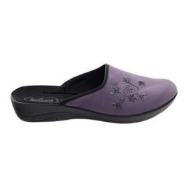Befado women's shoes pu 552D006 violet