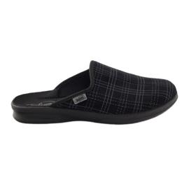 Befado men's shoes pu 548M003 black