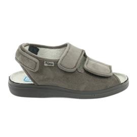 Befado women's shoes pu 676D006 grey