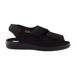 Befado men's shoes pu 733M007 black