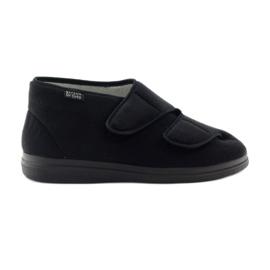 Befado women's shoes pu 986D003 black