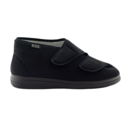 Befado men's shoes pu 986M003 black