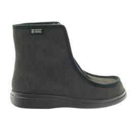 Black Befado men's shoes pu 996M008