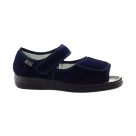 Navy Befado men's shoes pu 989M002