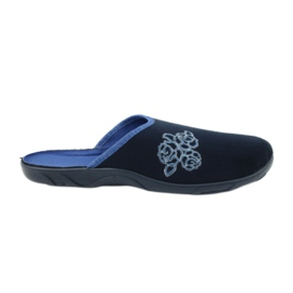 Befado colorful women's shoes pu 235D157 navy