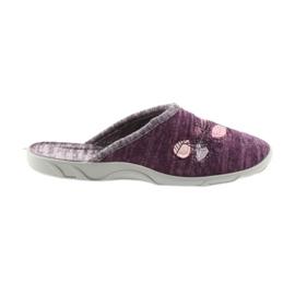 Befado colorful women's shoes pu 235D152 violet