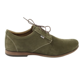 Green Riko men's casual shoes 777D