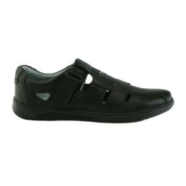 Grey Riko shoe men's 851 sandals
