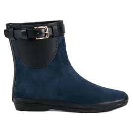 Kylie Low Women's Galoshes blue