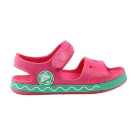 Water Sandals Żabka COQUI Pink