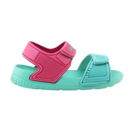 American Club peppermint children's sandals 6631