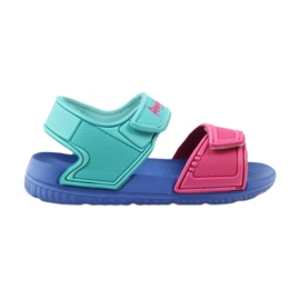 American Club blue children's sandals 6631