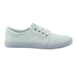 American Club American sneakers men sneakers LH18 white