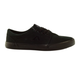 American Club American Black sneakers