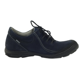 Navy Comfort sports shoes Badura 2159