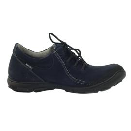 Navy Comfort sports shoes Badura 2159