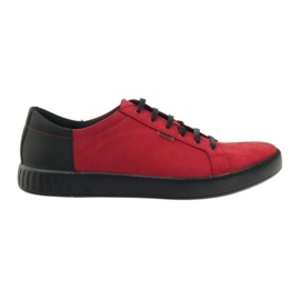 Athletic shoes Badura 3356 red