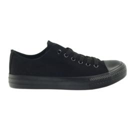 DK Sneakers tied black