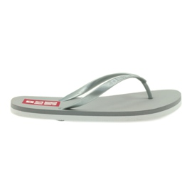 Flip-flops Big Star 274A130 gray grey
