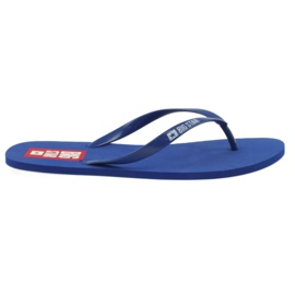 Flip-flops Big Star 274A128 navy blue