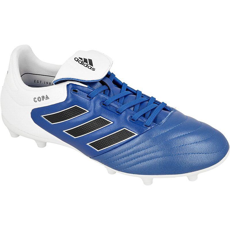 Conectado Fantasía Melodramático  Football boots adidas Copa 17.3 Fg M BA9717 blue blue - ButyModne.pl