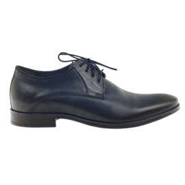 Nikopol Men's slippers Nicopol 1644 navy blue