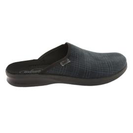 Navy Befado men's shoes pu 548M013