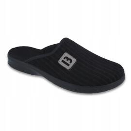 Black Befado men's shoes pu 548M015