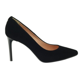 Black Pumps On Espinto 791