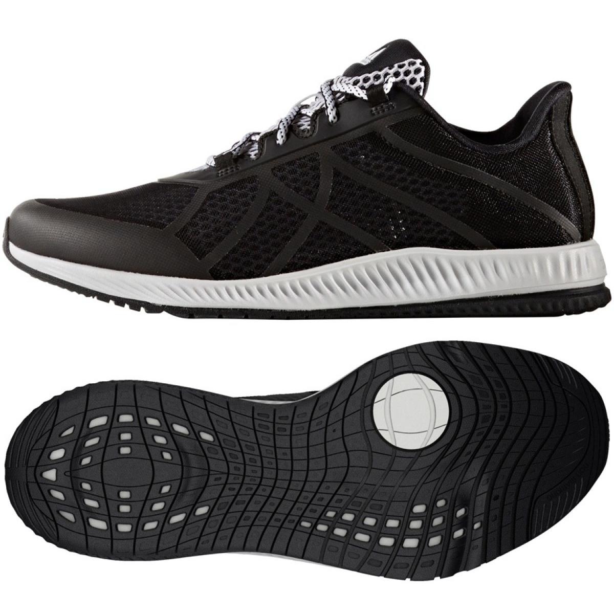 Competitivo emocional Pulido  Adidas Gymbreaker Bounce W BB0981 black - ButyModne.pl