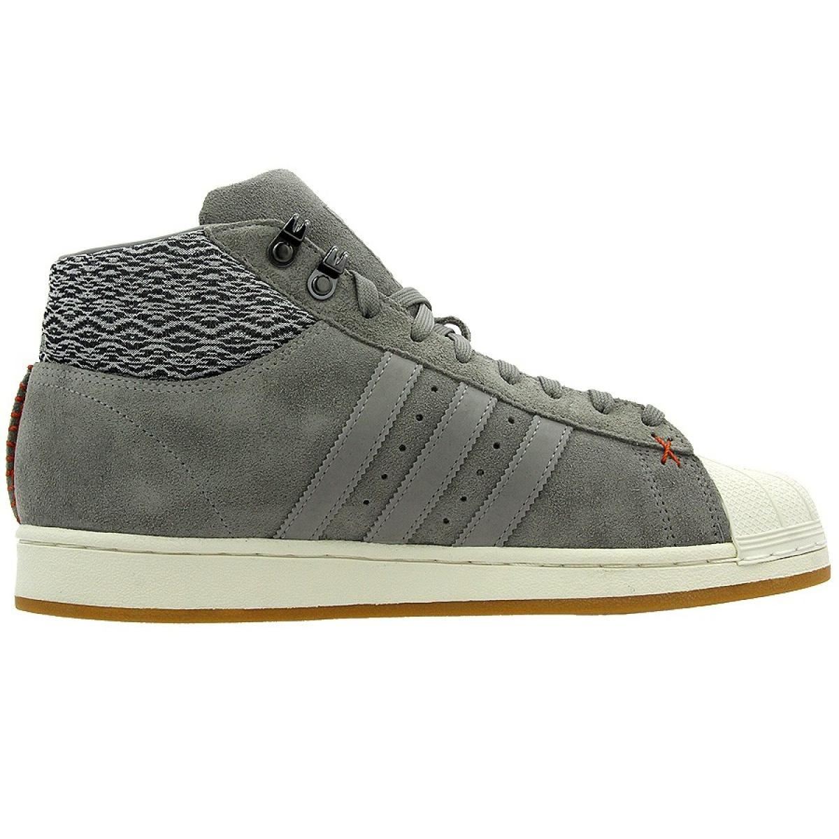 meilleur authentique 559c9 0e422 Grey Adidas Originals Pro Model Bt M AQ8160 shoes